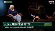Alev Alatlı: Erdoğan'ı eleştiren aydınlar ergen ve atarlıdır