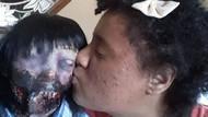13 yaşındayken aldığı oyuncak zombi bebeği ile evliliğe hazırlanıyor