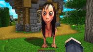 Çocukları intihara sürükleyen Momo şimdi de Minecraft'a sızdı!