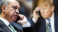 Trump telefonda tehdit etti, Erdoğan'dan tarihi cevap