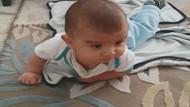 Şehit bebek Bedirhan Mustafa Karakaya'dan geriye bu görüntüler kaldı