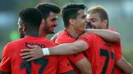 Beşiktaş - B36 Torshavn maçı: Beşiktaş'ın 11'i belli oldu
