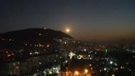 Son dakika: Suriye'de patlama sesleri! Hava savunma sistemi devrede