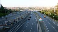 İstanbul'da şaşkına çeviren görüntü! Yollar boş kaldı