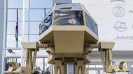 Rusya dev savaş robotunu tanıttı