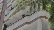 Bakanlık görevlisini taciz eden sapığı linç edilmekten polis kurtardı