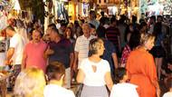 7 günde Muğla'nın nüfusu İstanbul'a yaklaştı