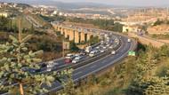 Son dakika: Dönüyorlar! Kocaeli İstanbul yolunda 40 kilometrelik araç kuyruğu var