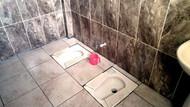 Tokat Belediyesinin ilginç tuvaleti sosyal medyayı salladı
