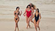 Aldatılan Kourtney Kardashian'dan eski sevgiliye nispet pozları