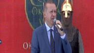 Erdoğan Malazgirt'te: Anadolu düşerse işgal başlar