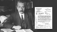 Albert Einstein'ın Atatürk'e yazdığı mektubun hikayesi