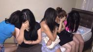 Fuhuşta yakalanan kadınların kimliği polisi de şaşırttı