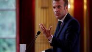 Macron: Erdoğan'ın Türkiyesi ile Atatürk'ün Türkiyesi aynı değil