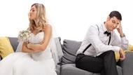 Düğünü için davetlilerden 1500 dolar isteyen gelin nişanlısından oldu