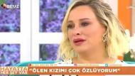 Nur Viral canlı yayında perişan oldu: Gözyaşlarını tutamadı