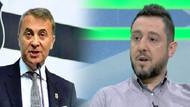 Beşiktaş Başkanı Fikret Orman'dan Nihat Kahveci'ye suç duyurusu
