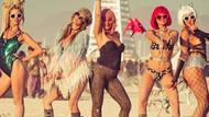 Burning Man 2018 tüm hızıyla devam ediyor