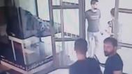 İstiklal'de eğlence mekanını böyle kurşunladılar: 2 yaralı