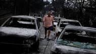 Yunanistan yangını istifa getirdi