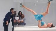 Bella Hadid'in Pop dergisine verdiği pozları sosyal medyayı salladı