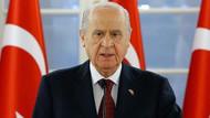 Devlet Bahçeli: Türkiye ABD'nin saldırılarına karşı tek yumruktur