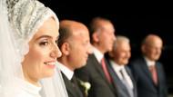 Cumhurbaşkanı Erdoğan Ali İhsan Arslan'ın düğününde