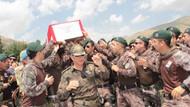 Şehit polis Recep Emre Yılmaz Kahramanlık şiiri ile uğurlandı