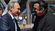 Steven Seagal ABD ile ilişkilerini geliştirmek için Rusya'ya yardım edecek