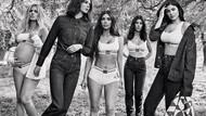 Kardashian ailesinin o fotoğrafında rezil eden photoshop hatası