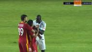 Çin'de oynayan Demba Ba'ya ırkçı saldırı