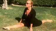 Saba Tümer'den yogalı paylaşım