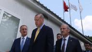 Cumhurbaşkanı Recep Tayyip Erdoğan, Çamlıca Kulesi'nde incelemelerde bulundu