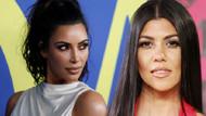 Kim Kardashian ile Kourtney Kardashian arasında annelik kavgası