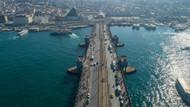 Dikkat: Atatürk ve Galata Köprüleri trafiğe kapatılacak