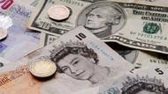 Dolar 5.23, euro 6.05 ve sterlin de 6.77 lirada