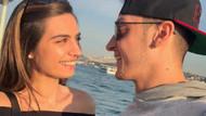 Amine Gülşe hem Mesut Özil'e hem ülkesine sahip çıktı