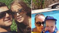Türk futbolcu Şahin Şeker'in eşi Laura Jane Şeker hayatını kaybetti