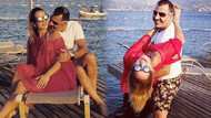 Survivor Nagihan Karadere'nin aşk tatili!