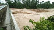 Ordu'da sel felaketi: Köprüler yıkıldı, Karadeniz sahil yolu çöktü