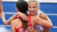 Avrupa Atletizm Şampiyonasına damga vuran güzel sporcular