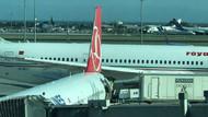 Atatürk Havalimanı apronunda uçak kazası