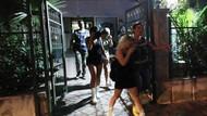 Antalya'da masaj ve güzellik salonuna fuhuş baskını