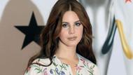 Lana Del Rey İsrail konserini iptal etti