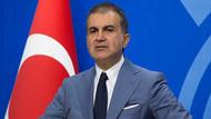 AK Parti Sözcüsü Ömer Çelik'ten ABD'nin UNRWA kararına tepki