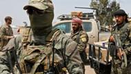 IŞİD'in Suriye'nin doğusundaki topraklarına operasyon