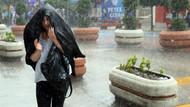 Meteoroloji'den İstanbul için sağanak yağış uyarısı! O saatlere dikkat