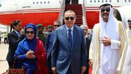 Katar Şeyhi'nden Recep Tayyip Erdoğan'a büyük jest