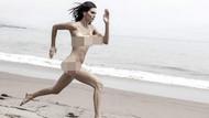 Kendall Jenner'ın çıplak fotoğrafları sızdırıldı