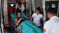 Marmaris'te taciz edilip dövülen İngiliz kadın 2 kez hastanelik oldu